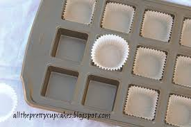 square cupcakes all the pretty cupcakes how to make square cupcakes food