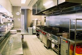 kitchen equipment cleaning service
