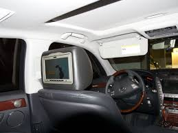 lexus sc300 rear seats rear seat entertainment in the ls460 clublexus lexus forum