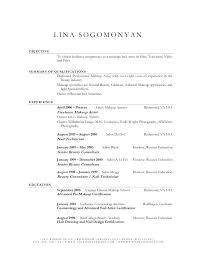 sample resume for subway sandwich artist subway resume resume for