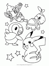 pokemon coloring pages chimchar coloring