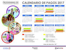 pago programa hogar marzo 2016 mides presenta nuevo calendario de pago para programas sociales en