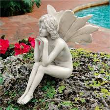 40 stunningly beautiful statues of fairies and for your home