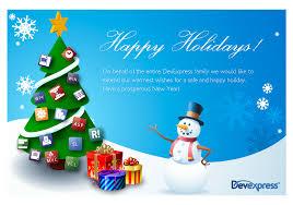 happy holidays from devexpress mehul harry u0027s devexpress blog