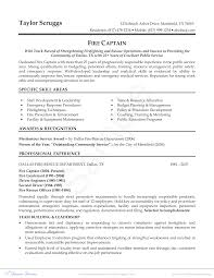 exle of basic resume fireman resume exle resume sle provided by business