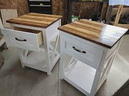 Woodworking Projects Bedside Table by 14 Best Pine Main Images On Pinterest Furniture Projects Wood