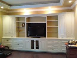 Living Room Wall Units With Storage Collection Including Family - Family room storage cabinets
