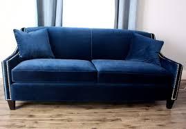 Blue Sleeper Sofa Stunning Velvet Sleeper Sofa Blue Velvet Sleeper Sofa Rooms