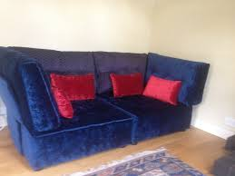 blue sofa bed 77 best beautiful blues images on pinterest blues sofas and