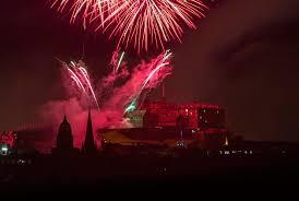 hogmanay new year in scotland visitscotland