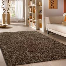 Gray Shag Area Rug Design Your House With Contemporary Plush Rugs