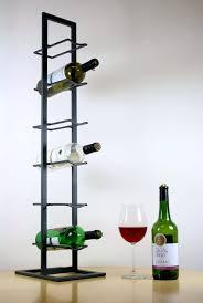 6 bottle free standing wine rack cranville wine racks standing