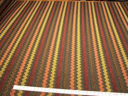 Upholstery Fabric Southwestern Pattern Southwest Patterned Zig Zag Stripe Upholstery Fabric Per Yard