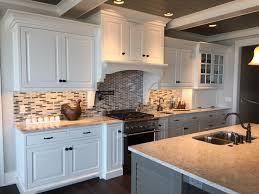 wood look ceramic tile backsplash behind sink degraaf interiors