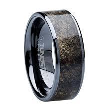 mens black tungsten wedding bands wedding rings tungsten marifarthing wedding