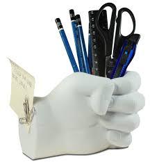 unique pen holders magnetic hand pen holder penholders in