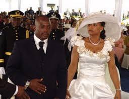 mariage congolais mariage civil du président joseph kabila congo planète