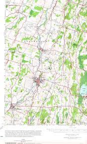 Maps Of New England by Newburgh Ny Quadrangle