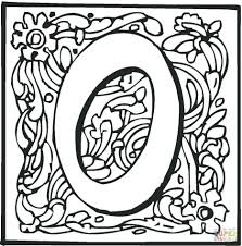 ornament coloring pages for adults click letter page pdf