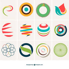 free abstract logo templates vector free vector download in ai