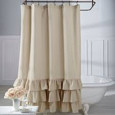 Ruffled Shower Curtain 17 Best Ideas About Ruffle Shower Curtains On Pinterest Ruffled