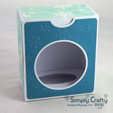 disc ornament box 4 in svg file simply crafty svgs