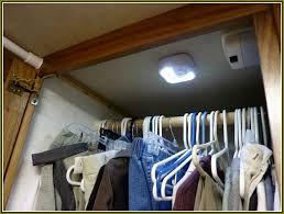 led closet light battery home design ideas