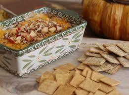 thanksgiving appetizer apple pie dip recipe