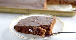 chocolate texas sheet cake the gracious wife
