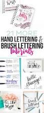 best 20 modern calligraphy tutorial ideas on pinterest u2014no signup