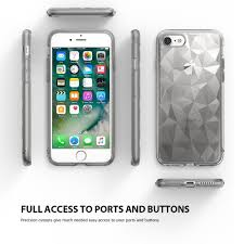amazon com iphone 7 iphone 8 case ringke air prism 3d