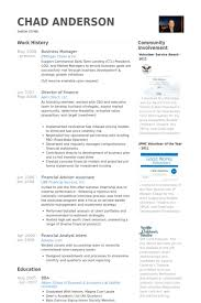 Business Management Resume Samples by Business Manager Resume Samples Visualcv Resume Samples Database