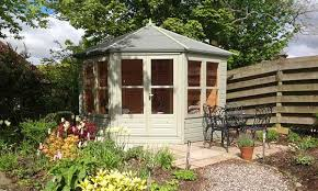 Garden Summer Houses Scotland - gillies and mackay the best sheds in the world