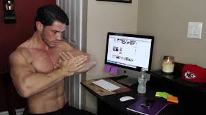 Office Desk Workout by Intense Exercises To Do At Your Desk Youtube