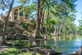 hill country wedding venues outdoor wedding venue on the frio river river bluff
