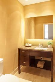 bathrooms design makeup table with lighted mirror bathroom