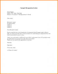 7 examples of two weeks notice resume reference