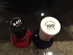 nail polish kristy sharma