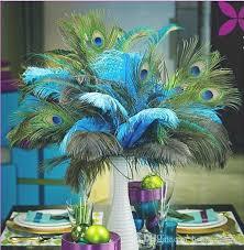 peacock wedding peacock wedding decorations peacock feather wedding collection
