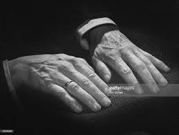 Wedding Ring On Right Hand by Huge Hands Of Russian Piano Virtuoso Sergei Rachmaninoff 69 W