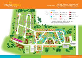 Sydney Map Park Map Ingenia Holidays Sydney Hills