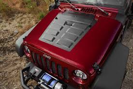 jeep hood vents rugged ridge jeep wrangler 2007 2017 hood vent insert