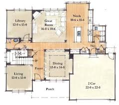 open great room floor plans lifetime series homes by mueller homes inc