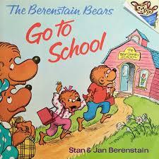 berenstien bears stan and jan berenstain illustration history
