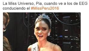 Memes Del Chompiras - miss per禳 2016 estos los mejores memes del certamen de belleza