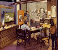 Fdr Oval Office by Of The Museum U0027s 12 000 Square Foot