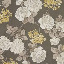 Indoor Outdoor Fabric For Upholstery Grey White And Gold Floral Indoor Outdoor Upholstery Fabric By The