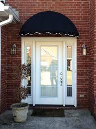Modern Awnings Front Doors Home Door Glass Canopy Front Door Uk Awning Brick