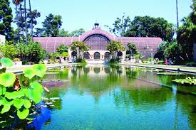Balboa Park Botanical Gardens by San Diego Hotel Near Balboa Park La Jolla Park