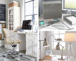 home workspace how to design your home office workspace pottery barn